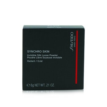 Shiseido Synchro Skin Invisible Silk Loose Powder - # Radiant