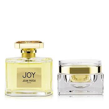 Jean Patou Joy Coffret : EDP Spray 75ml/2.5oz + Body Cream 100ml/3.4oz