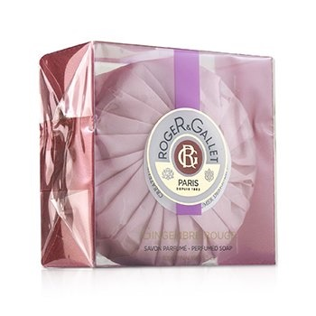 Roger & Gallet Gingembre Rouge Perfumed Soap