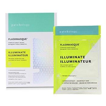 Patchology FlashMasque 5 Minute Sheet Mask - Illuminate