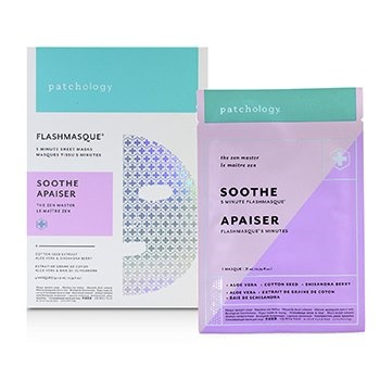 Patchology FlashMasque 5 Minute Sheet Mask - Soothe