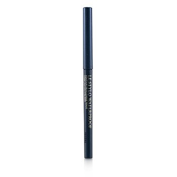 Lancome Le Stylo Waterproof Long Lasting Eye Liner - Azure (US Version, Unboxed Without Smudger)