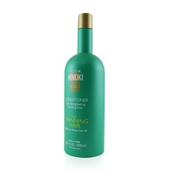 Hayashi Hinoki Conditioner Hair Strengthening Volumizing Rinse (For Thinning Hair)
