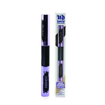Urban Decay Brow Endowed Volumizer (Primer+Color) - # Dark Drapes (Dark Brown)