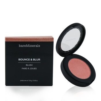 BareMinerals Bounce & Blur Powder Blush - # Coral Cloud