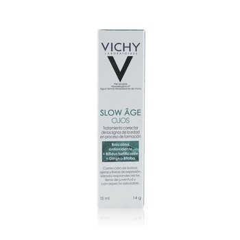 Vichy Slow Age Eye Cream - Targeted Care For Developing Signs of Ageing