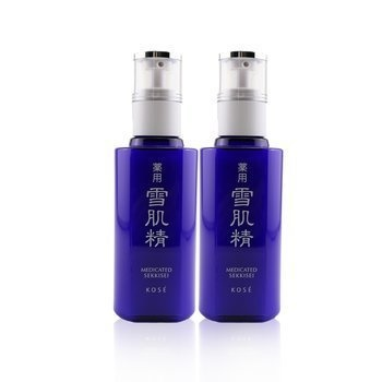 Kose Sekkisei Emulsion Duo Set: 2x Sekkisei Emulsion 140ml