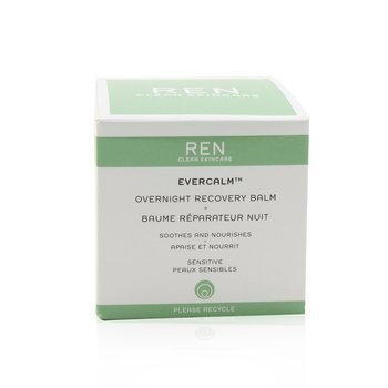 Ren Evercalm Overnight Recovery Balm (For Sensitive Skin)