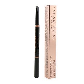 Anastasia Beverly Hills Brow Definer Triangular Brow Pencil - # Dark Brown