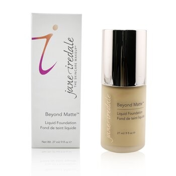 Jane Iredale Beyond Matte Liquid Foundation - # M2 (Fair To Light With Peach/ Yellow Undertones)