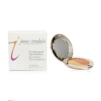 Jane Iredale PurePressed Duo Eye Shadow - Golden Peach