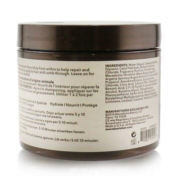 Macadamia Natural Oil Professional Nourishing Repair Masque (Medium to Coarse Textures)