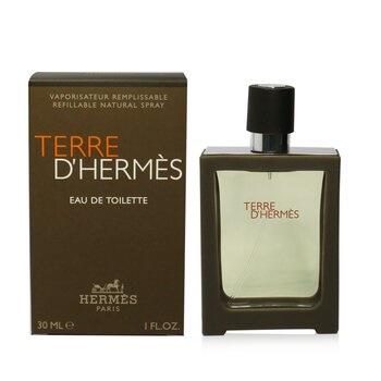 Hermes Terre D'Hermes EDT Refillable Spray