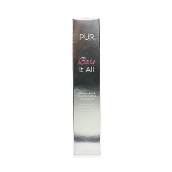 PUR (PurMinerals) Bare It All 12 Hour 4 in 1 Skin Perfecting Foundation - # Light