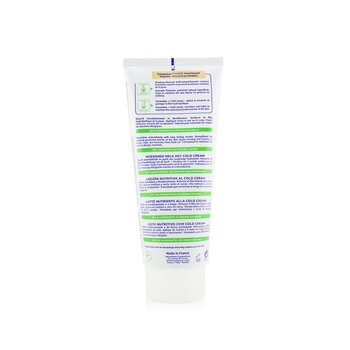 Mustela Nourishing Body Lotion With Cold Cream - For Dry Skin (Exp. Date 10/2020)