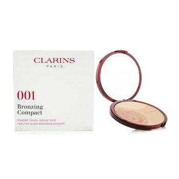 Clarins Bronzing Compact - # 002 Sunrise Glow