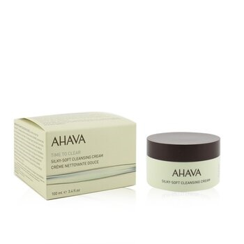 Ahava Time To Clear Silky-Soft Cleansing Cream
