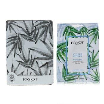 Payot Morning Mask (Water Power) - Moisturising & Plumping Sheet Mask