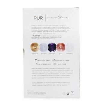 PUR (PurMinerals) 5 Piece Eye Polish Glitters Kit