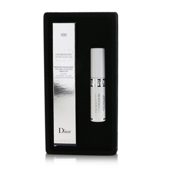 """Christian Dior Diorshow Pump """"N' Volume Mascara Set: Diorshow Pump 'N' Volume Mascara 6g/0.21oz + Diorshow Maximizer 3D Lash Primer"""