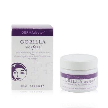 DERMAdoctor Gorilla Warfare Hair Minimizing Facial Moisturizer