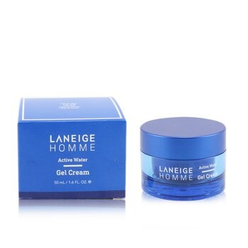 Laneige Homme Active Water Gel Cream