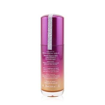 Tatcha Violet-C Brightening Serum (20% Vitamin C + 10% AHAs)