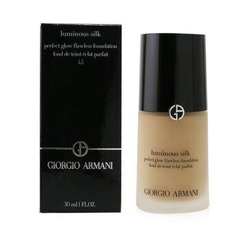 Giorgio Armani Luminous Silk Foundation - # 5.5 (Natural Beige)