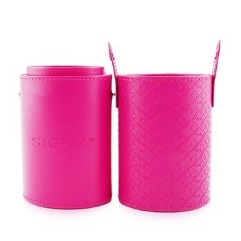 Sigma Beauty Brush Cup Holder - # Sigma Pink