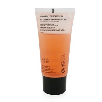 Academie Apricot Mask - For Normal to Combination Skin