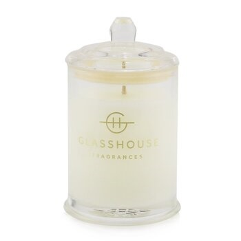 Glasshouse Triple Scented Soy Candle - The Hamptons (Teak & Petitgrain)