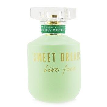 Benetton United Dreams Sweet Dreams Live Free EDT Spray