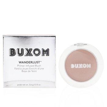 Buxom Wanderlust Primer Infused Blush - # Seychelles (Bronze)