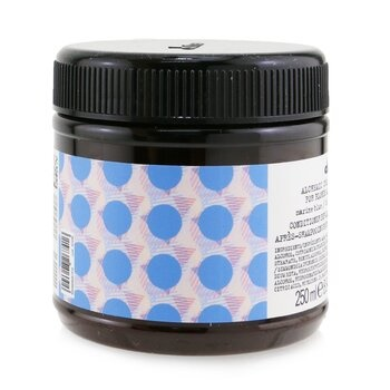 Davines Alchemic Creative Conditioner - # Marine Blue (For Blonde and Lightened Hair)