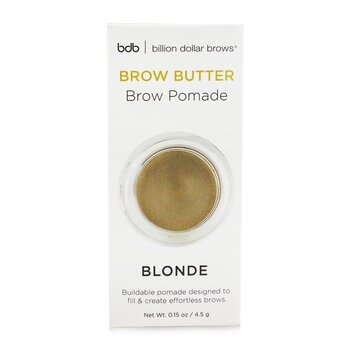 Billion Dollar Brows Brow Butter Brow Pomade - # Blonde