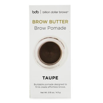 Billion Dollar Brows Brow Butter Brow Pomade - # Taupe