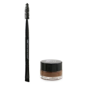 Billion Dollar Brows Brow Butter Pomade Kit: Brow Butter + Mini Duo Brow Definer - # Taupe