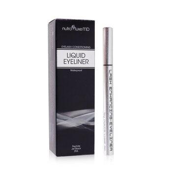Nutraluxe MD Eyelash Conditioning Liquid Eyeliner Waterproof - #Jet Black (Exp. Date 01/2021)