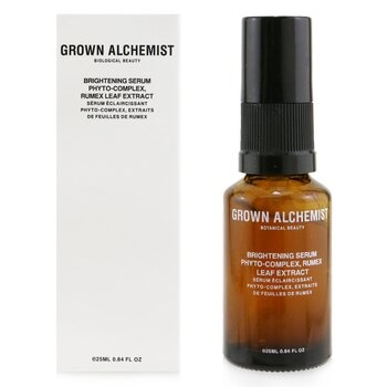 Grown Alchemist Brightening Serum With Phyto-Complex & Rumex Leaf Extract