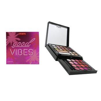 Pupa Pupart M Makeup Palette - # 003 Good Vibes