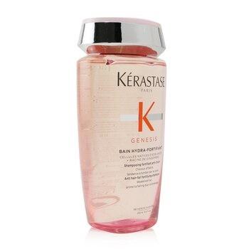 Kerastase Genesis Bain Hydra-Fortifiant Anti Hair-Fall Fortifying Shampoo (Weakened Hair, Prone To Falling Due To Breakage)