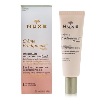 Nuxe Creme Prodigieuse Boost  5 in 1 Multi Perfection Smoothing Primer