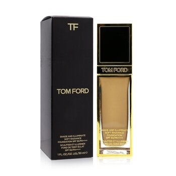 Tom Ford Shade And Illuminate Soft Radiance Foundation SPF 50 - # 4.0 Fawn