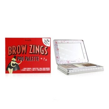 Benefit Brow Zings Pro Palette - # Light Medium