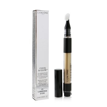 Lancome Click & Glow Highlighting Skin Fluid - # 01 Lumieres D'Or