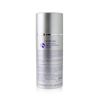 IS Clinical Eclipse SPF 50 Sunscreen Cream - # Perfectint Beige