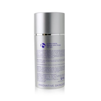 IS Clinical Eclipse SPF 50 Sunscreen Cream