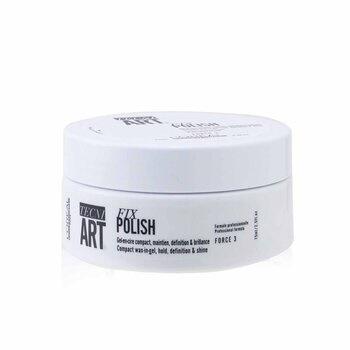 L'Oreal Professionnel Tecni.Art Fix Polish (Compact Wax-in-Gel, Hold, Definition & Shine - Force 3)
