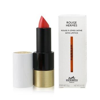 Hermes Rouge Hermes Satin Lipstick - # 36 Corail Flamingo (Satine)