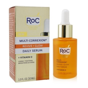 ROC Multi Correxion Revive + Glow Daily Serum